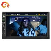 Universal 7 Inch Touch Screen 2din Autoestereo Auto Bluetooth Double Din Mp5 Player Car Stereo System For Car