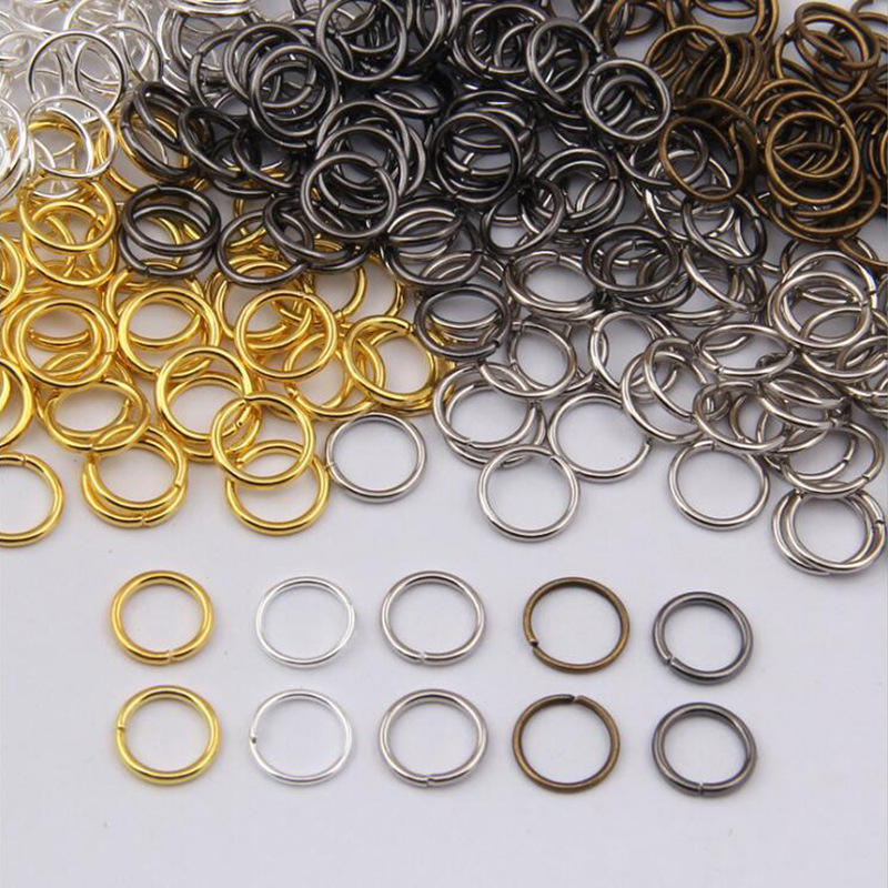 XuQian Wholesale Chain Bracelet Connected Jump Rings Bulks for Jewelry Making