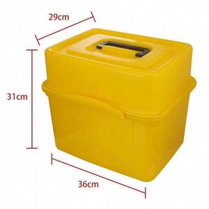 Hot Sale Beer Container Storage Plastic Cooler Box