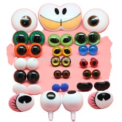 Factory Customized plastic dolls safety eyes for toy accessories