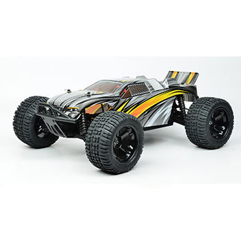 WARHEAD STAOIUM TRUCK 1/10TH SCALE 4WD BATTERY POWERED TRUGGY(BRUSH) OFF-ROAD TRUGGIES/TRUCKS LITHIUM BATTERY