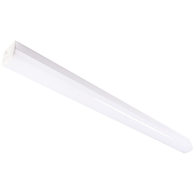 ETL DLC Listed CCT Adjustable New Linear LED Batten Light 1200mm 4ft 40W Linkable Led Strip Light