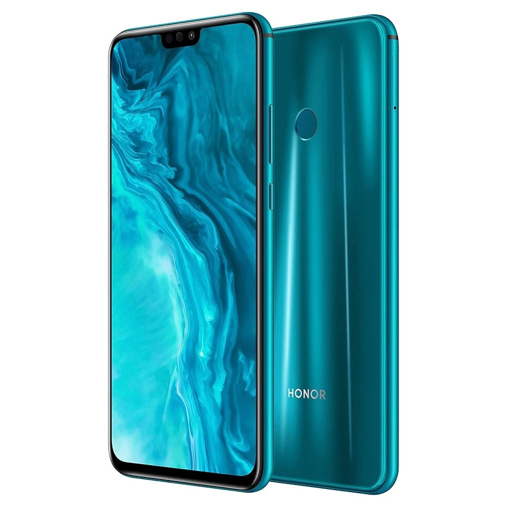 In Stock Global Version Mobile Phone Honor 9X Lite 4G 128G 48MP Camera Kirin 710 6.5'' Android P GPU Turbo 3.0 NFC