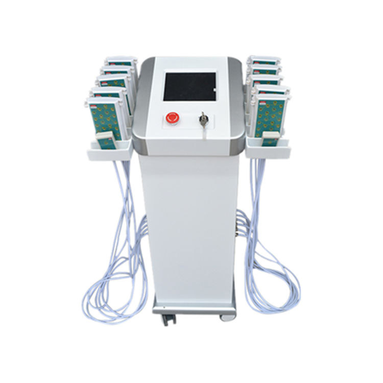 body shaping 650nm llllipo laser, lllipo laser machine with laser diode,smart lllipo laser