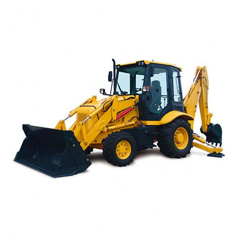 Liugong 100HP Wl 200 Mini Wheel Loader With Backhoe Loader 766A