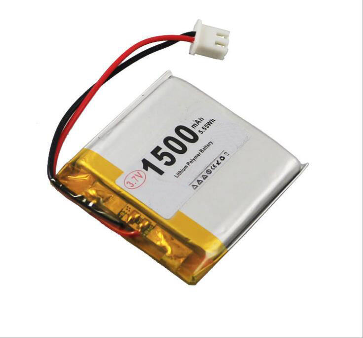 3.7V 1500mah 1800mah 3000mah Rechargeable Lithium polymer 5V lipo battery with PCM and connector