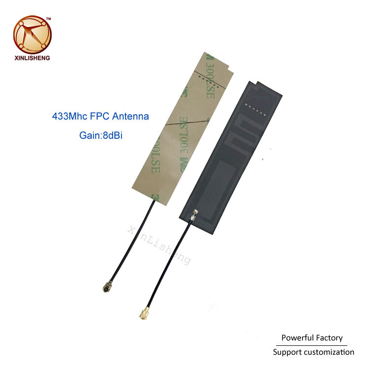 <span class=keywords><strong>Prezzo</strong></span> di fabbrica 1.13 cavo ad alto <span class=keywords><strong>guadagno</strong></span> 8dBi flessibile molle Ipex 433Mhz FPC Antenna