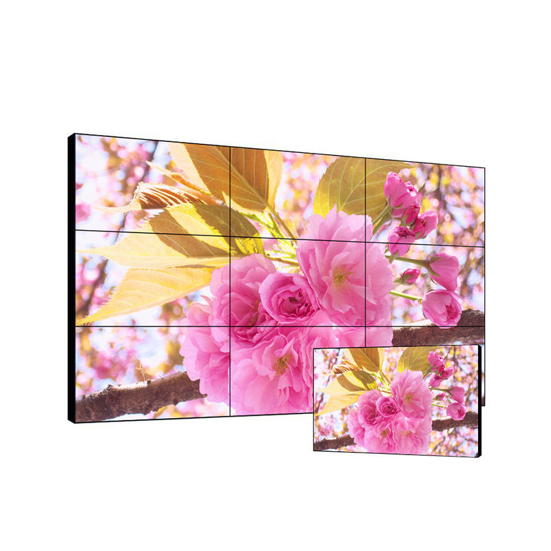 Fabriek Goedkope Outlet 46 Inch 2X2 3X3 3X4 3.5 Mm Bezel Minder Lcd Splice screen Wall Mount Open Source Software Video Wall