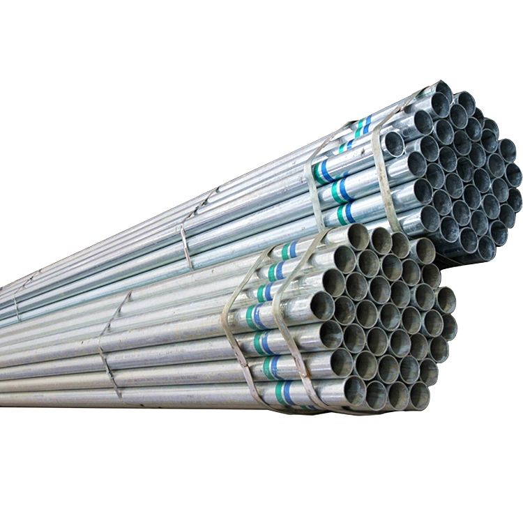 "SS400 48MM scaffolding hot dipped galvanized steel pipe scaffolding tube 1.5inch schedule 40 standard length 1 1/2"" gi pipe"