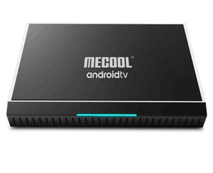 QUNSHITECH onlinesale MECOOL KM9 Pro Voice Control TV Box Google Certificated Amlogic S905X2 Android 9.0 4GB DDR4 32GB ROM 4k