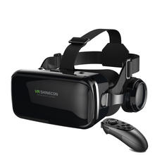 "Virtual Reality Headset 3D VR Glasses Goggles for 4.0""-6.0"" Android iOS WIN Smartphones"