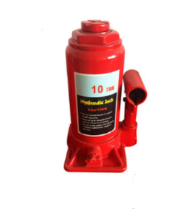 Torin Big Red Hydraulic Stubby Bottle Jack 10Ton