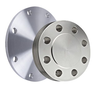 Flanges Blind flange 3-1/2'' 150# Flanges ASTM A105 ASME16.9 Super Duplex Stainless Steel S32750