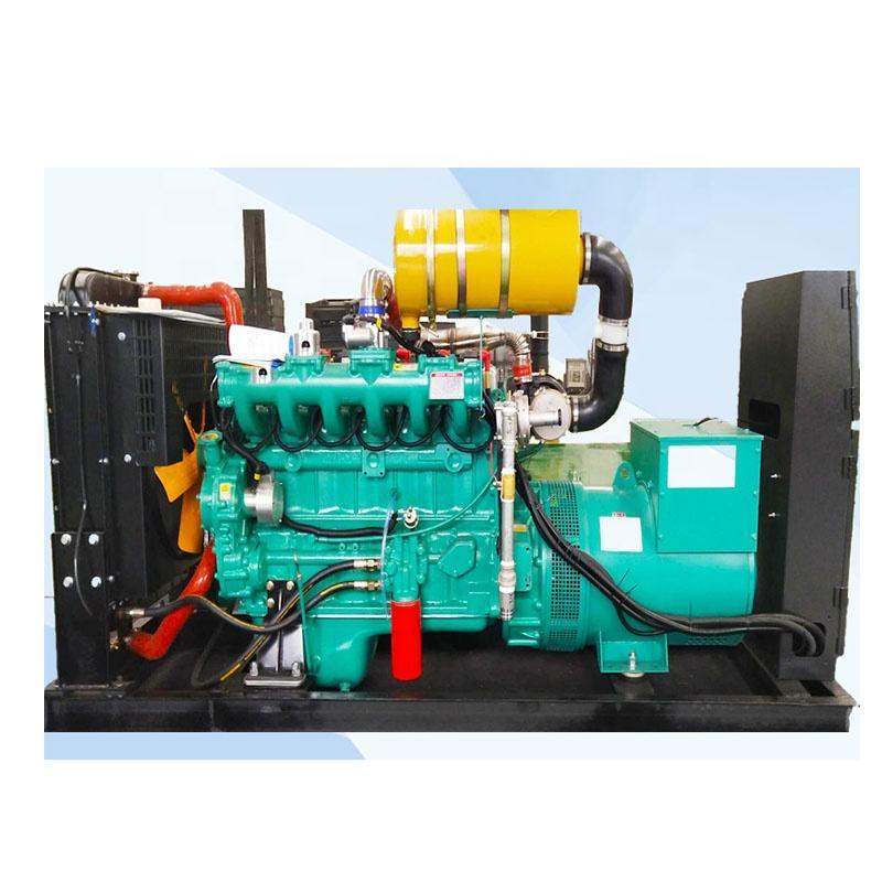 Energía Limpia 150kva/120kw NG <span class=keywords><strong>generador</strong></span> hecho en China