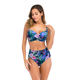 JSN5010 Bikini Set Swimwear Women Print Swimsuit Push Up High Waist Bikini Plus Size Bathing Suit Beachwear Summer Biquini XXL