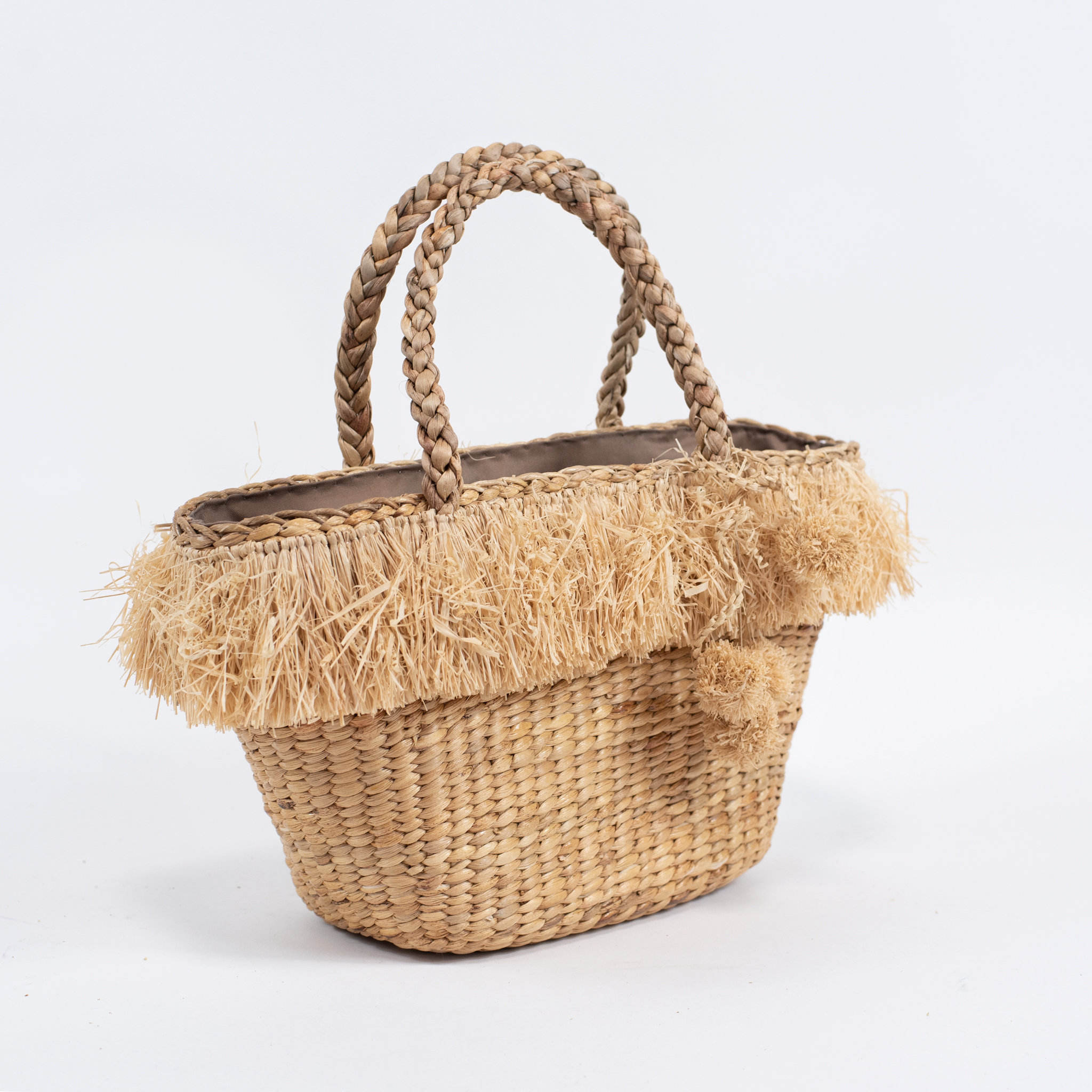 straw bag, straw market tote, raffia straw bag
