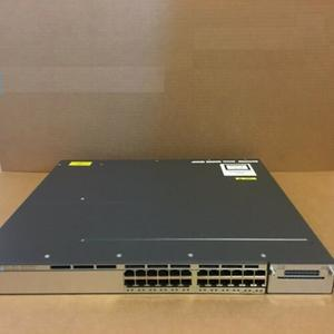 OriginalCisco 3750X24 Cổng Switch PAU WS-C3750X-24P-L