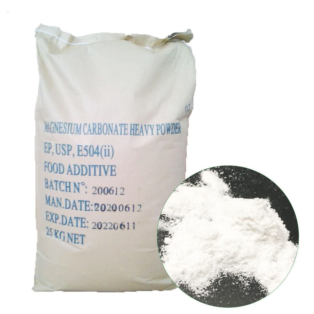 Carbonate High Quality Magnesium Carbonate Agriculture Grade Sell By Factory