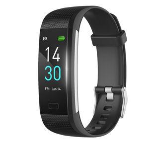 S5 Smart fitness tracker bracelet health band ip68 waterproof smart watch wristband body temperature S5 smart bracelet