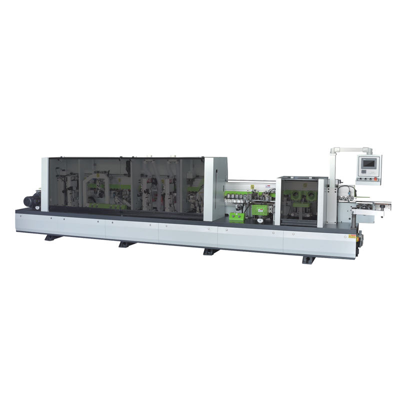 Function of Pre-Milling, Gluing, End Cutting, Fine Trimming, Corner Trimming,Scraping and Buffing Edging Banding Machine MF50F