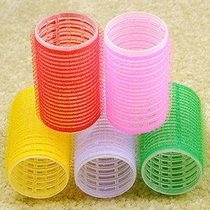 China Factory Hair roller Hair curler hook and loop tape magic tape