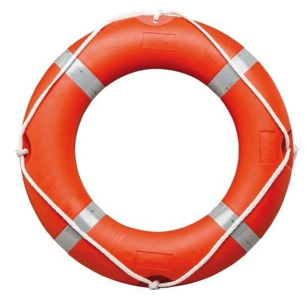 M-BR01 water rescue 2.5kg orange marine life buoy rings for sell