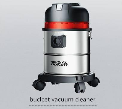 Industrial Vacuum Cleaner High Power And Powerful Factory Workshop Dry Wet Bucket Type Strong Industrial Vacuum Cleaner