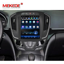 MEKEDE Tesla screen android 8.1 quad core car dvd player for OPEL INSIGNIA 2014 2+16GB CANBUS WIFI BT video radio ssytem GPS