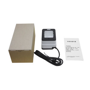 Cheapest Quickly Identify USB / RS232 1D 2D Scanner Payment Box HS-2001B