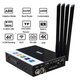 DMB-8900AN H.264/H.265 SDI/HD MI to IP 3 Sim Cards 4G Bond Live Streaming Encoder