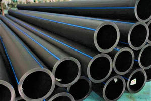 High quality cheap HDPE plastic pipe from 20mm to 1200mm