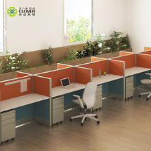Cubicle foshan manufacturers call center workstation modern design workstation