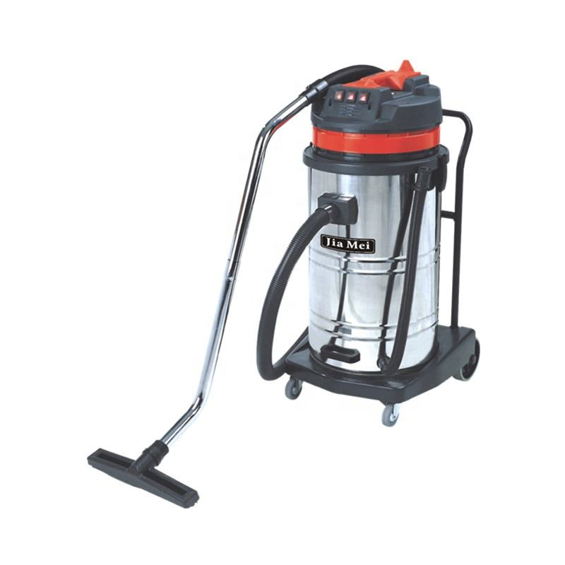 BF585-3 80L 3-motor wet dry vacuum cleaner high enquiries washing carpet and car seat shampoo vacuum cleaner