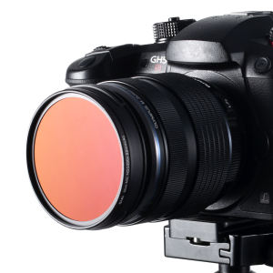 GIAI 82Mm Slim Optik Kaca Set ND1000 ND64 ND16 ND8 Kepadatan Netral 3/4/6/10 Stop ND filter