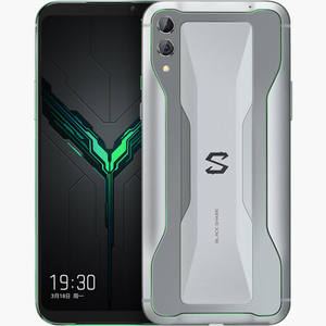 Global Version Xiao mi Black Shark 2 12GB 256GB Gaming Phone Snapdragon 855 Octa Core 48+12MP Camera 4000mAh Game Smartphone