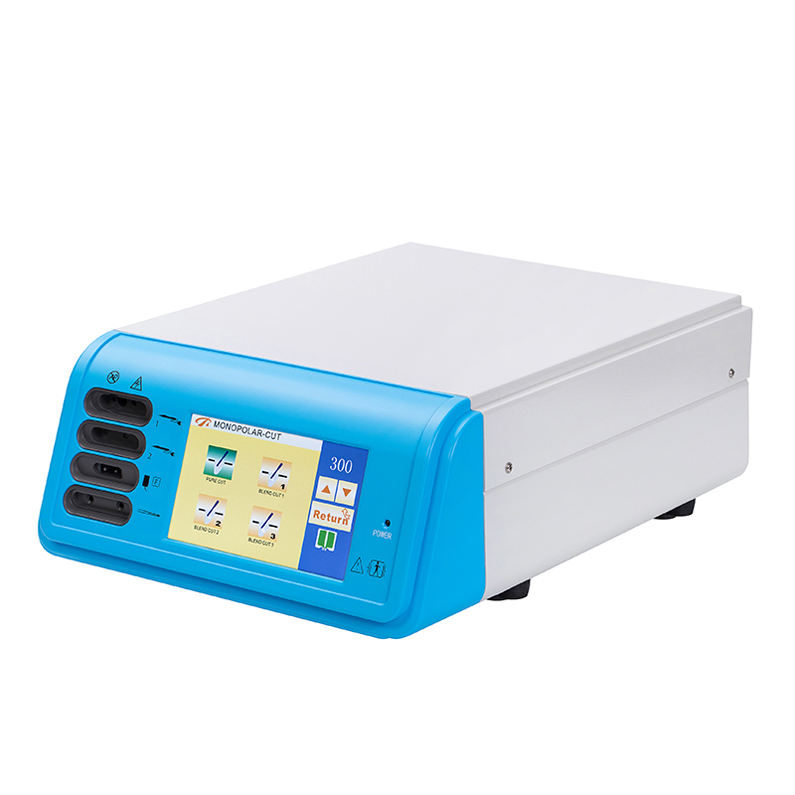 300W Ligasure Vessel sealing Electrosurgical generator units Diathermy cautery machine