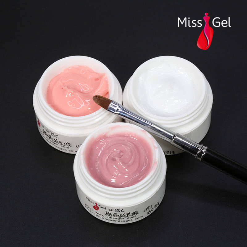 Popular soak off builder gel polish uv gel nail supply logo design soak off uv gel polish