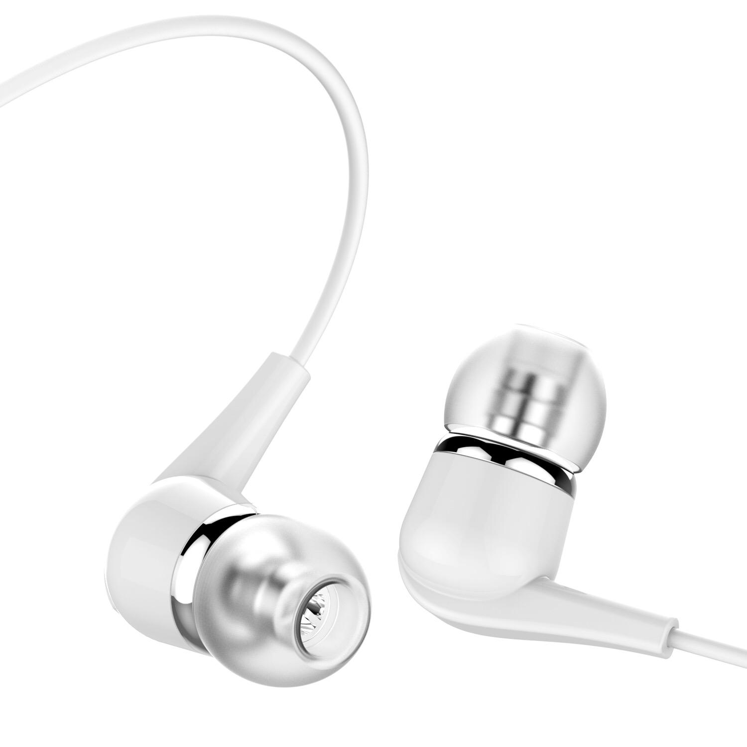 wholesale cheap earphone electronic mp3 handsfree for mobile phone wired 35mm in ear