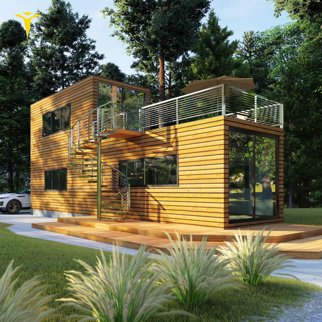 Movable House Moduler Rumah Modular <span class=keywords><strong>Motel</strong></span>
