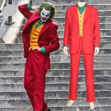 Wholesale Jester Halloween Costumes Joker Costume For Adults