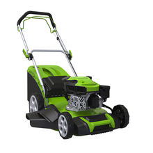 gasoline  automatic robot lawn mower with briggs and stratton quality engine