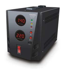 Automatic Voltage Stabilizer 220 V AC 230 V Estabilizador De Voltaje Relay Tipe 5KVA 10KVA Auto Voltage Regulator