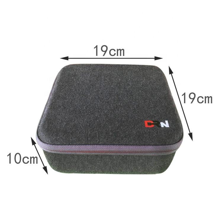 Digital Camera Bag Competitive Nylon Material Waterproof EVA Custom Digital Camera Bags Protection Tool Packing Case