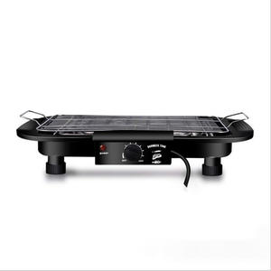 8 Mini Pans 1500W Griddle with Non-Stick Coating Grill Plate with Flat & Ridged Surfaces Indoor electric bbq Raclette Grill