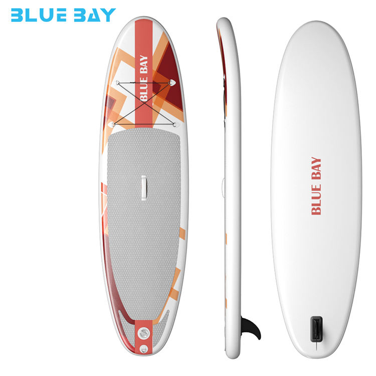 Chine en gros professionnel gonflable paddleboards époxy sup