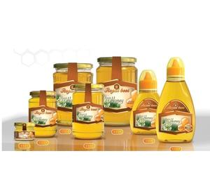 High Quality Bulgarian Acacia Royal Bottle Honey Bulk for sale