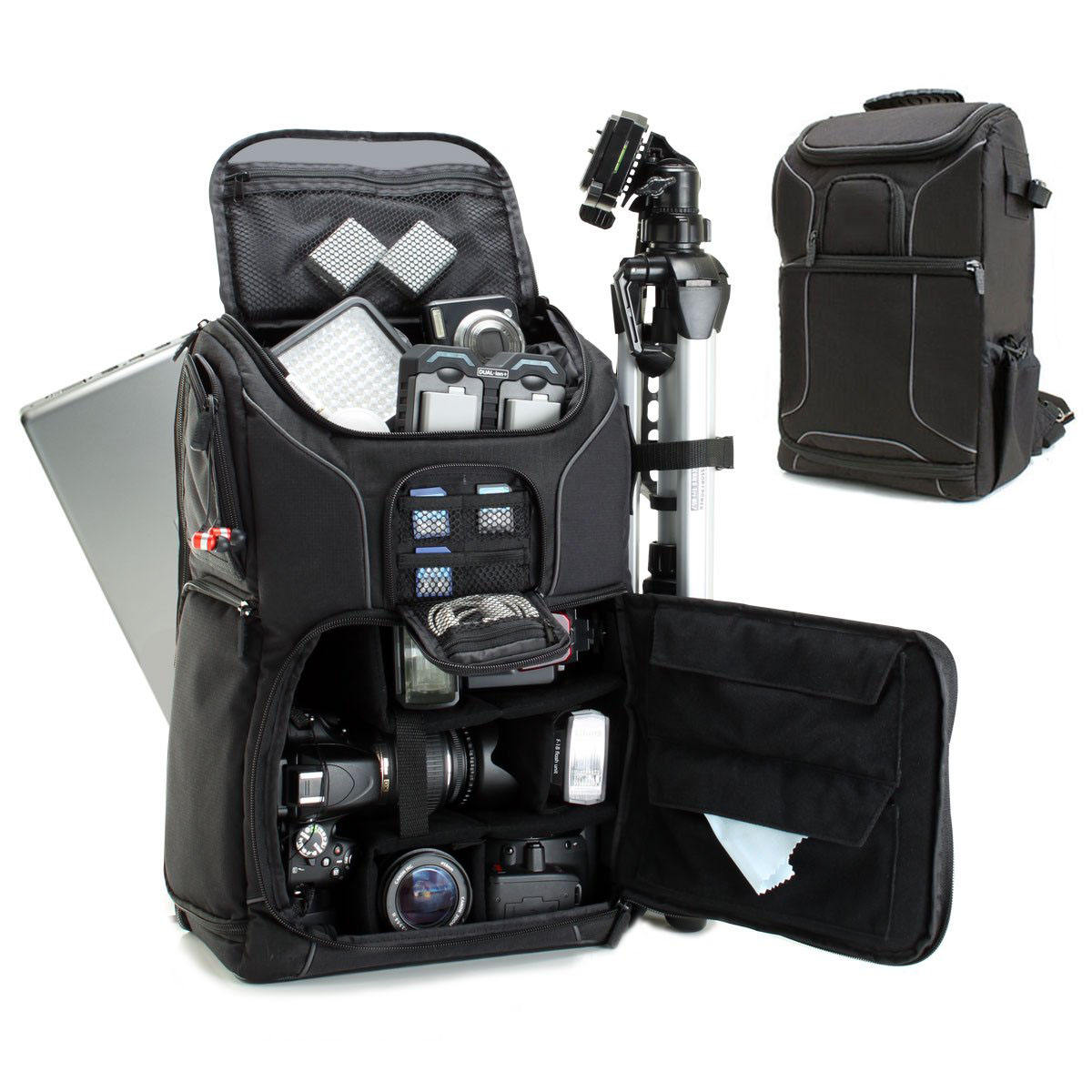 BSCI factory manufacture Professional Dslr Camera Bag Travel digital waterproof camera backpack