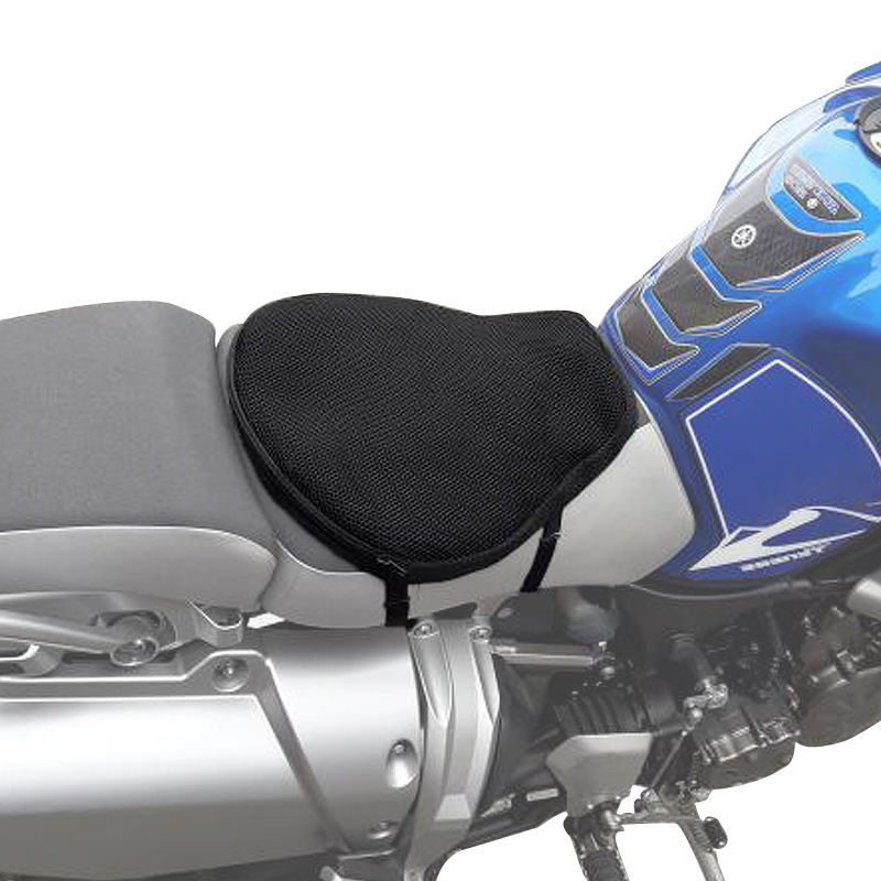 The Flotation Comfort Motorcycle Seat Cushions and Soft Seats