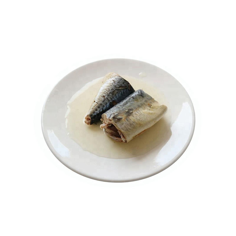 Canned Fish CHILE Jack Mackerel Fish