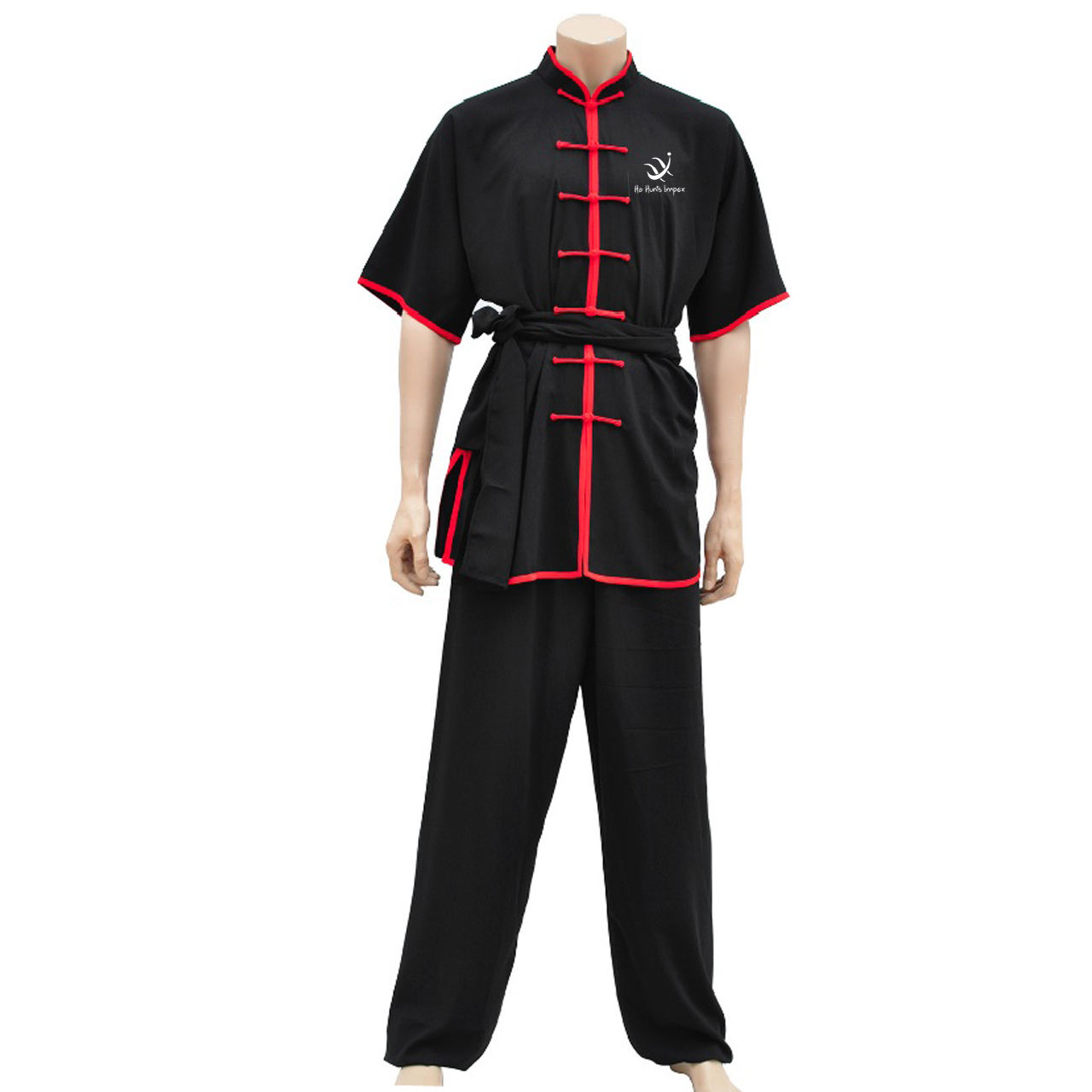 Wholesale professional Martial arts kung fu suits shaolin Monk clothes for male and female